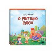 Livro Pop-Up O Pintinho Chico
