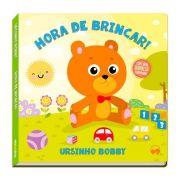 Livro Ursinho Bobby Hora de Brincar