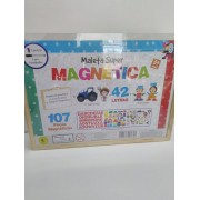 Maleta Super Magnética 107 Peças
