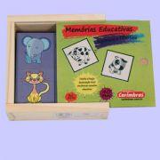 Memória Educativa Animais e Filhotes