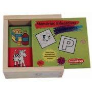 Memória Educativa Figuras e Letras