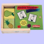 Memória Educativa Legumes e Frutas