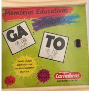 Memória Educativa Sílabas