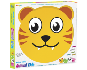 Mesa com Banquinho Animal Kids - Tigre