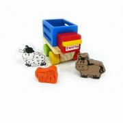 Mini Caminhão Fazendinha - Animais Sortidos