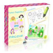 Painel Magnético Princesas
