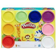 Play-Doh Massinha Kit 8 potes