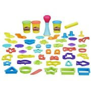 Play-Doh Massinha Super Kit Molde Mania