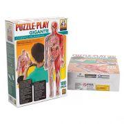 Puzzle Play Gigante Corpo Humano