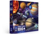 Quebra-Cabeça 1000 Peças: Viagem Cósmica