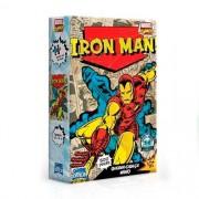 Quebra-Cabeça 500 Peças -Marvel Comics - Homem de Ferro