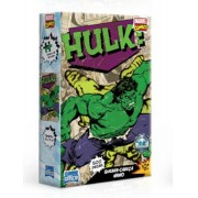 Quebra-Cabeça 500 Peças -Marvel Comics - Hulk