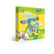 Quebra - Cabeça - Explorando as Vogais