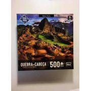 Quebra - Cabeças - Machu Picchu