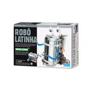 Robô Latinha