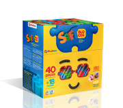 Soft Blocos 40 Peças