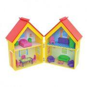 Yellow House - Casinha de Boneca