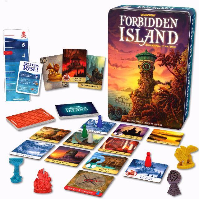 A Ilha Proibida