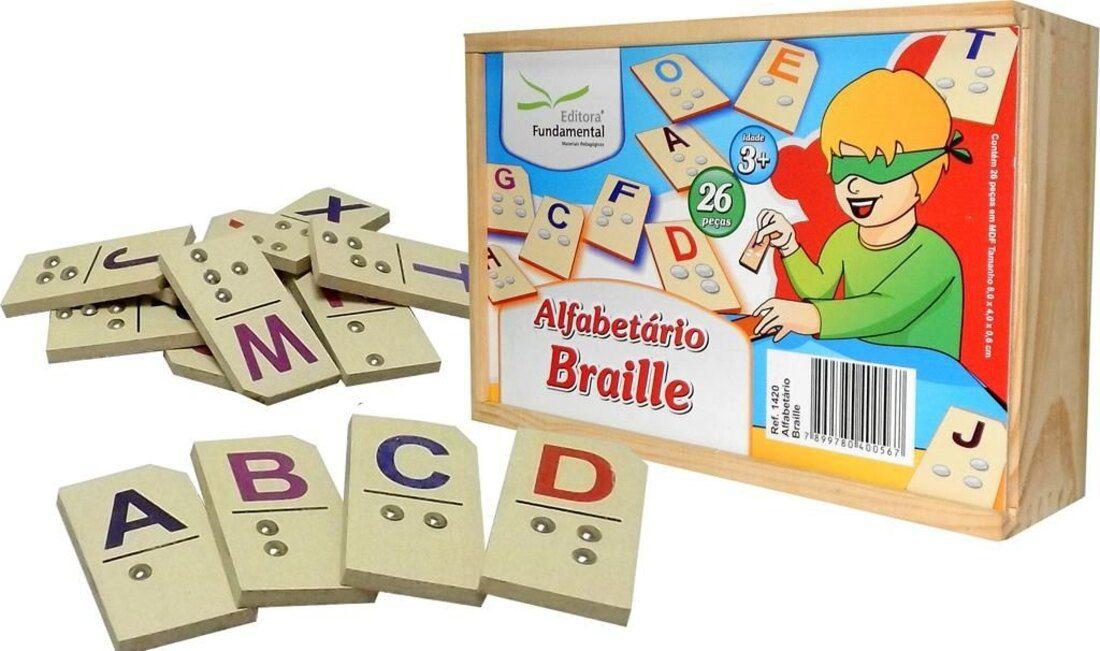 Alfabetário Braille