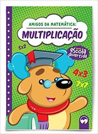 Amigos da Matemática Multiplicação