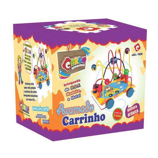 Aramado Carrinho