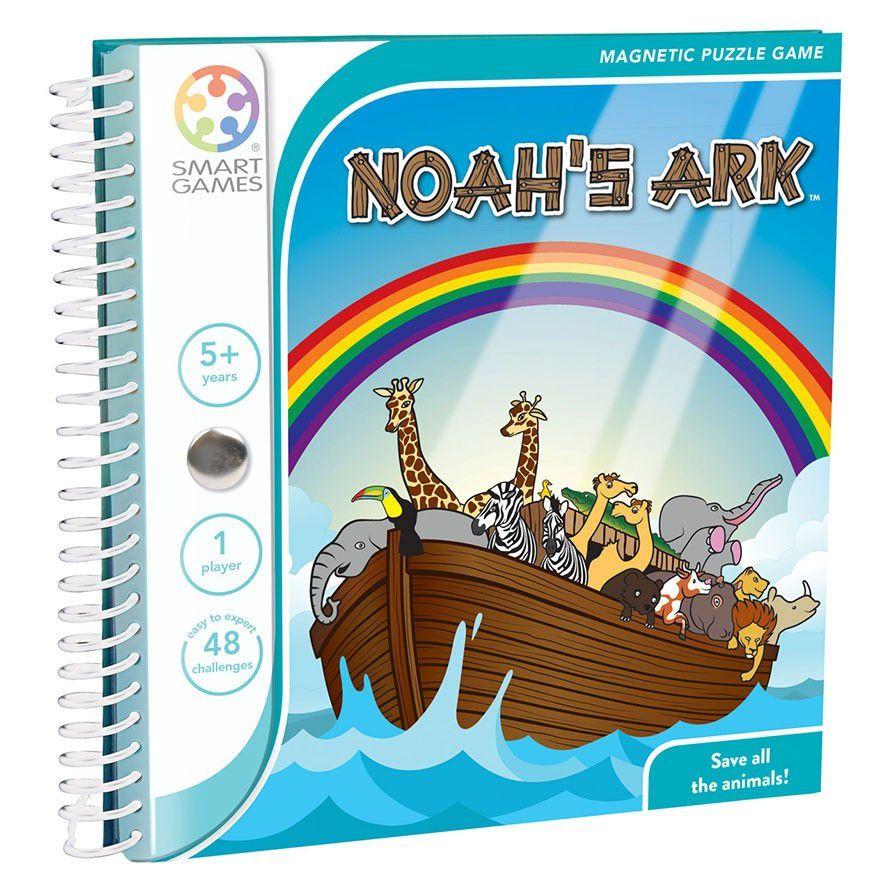 Arca de Noé Livro Quebra-Cabeça