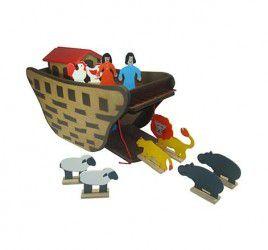 Arca de Noé Baú do Pirata