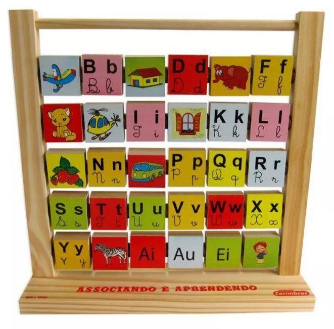 Associando e Aprendendo o Alfabeto