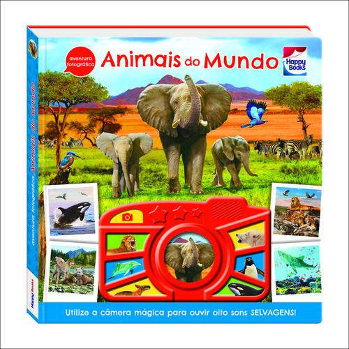 Aventura Fotográfica Animais Do Mundo