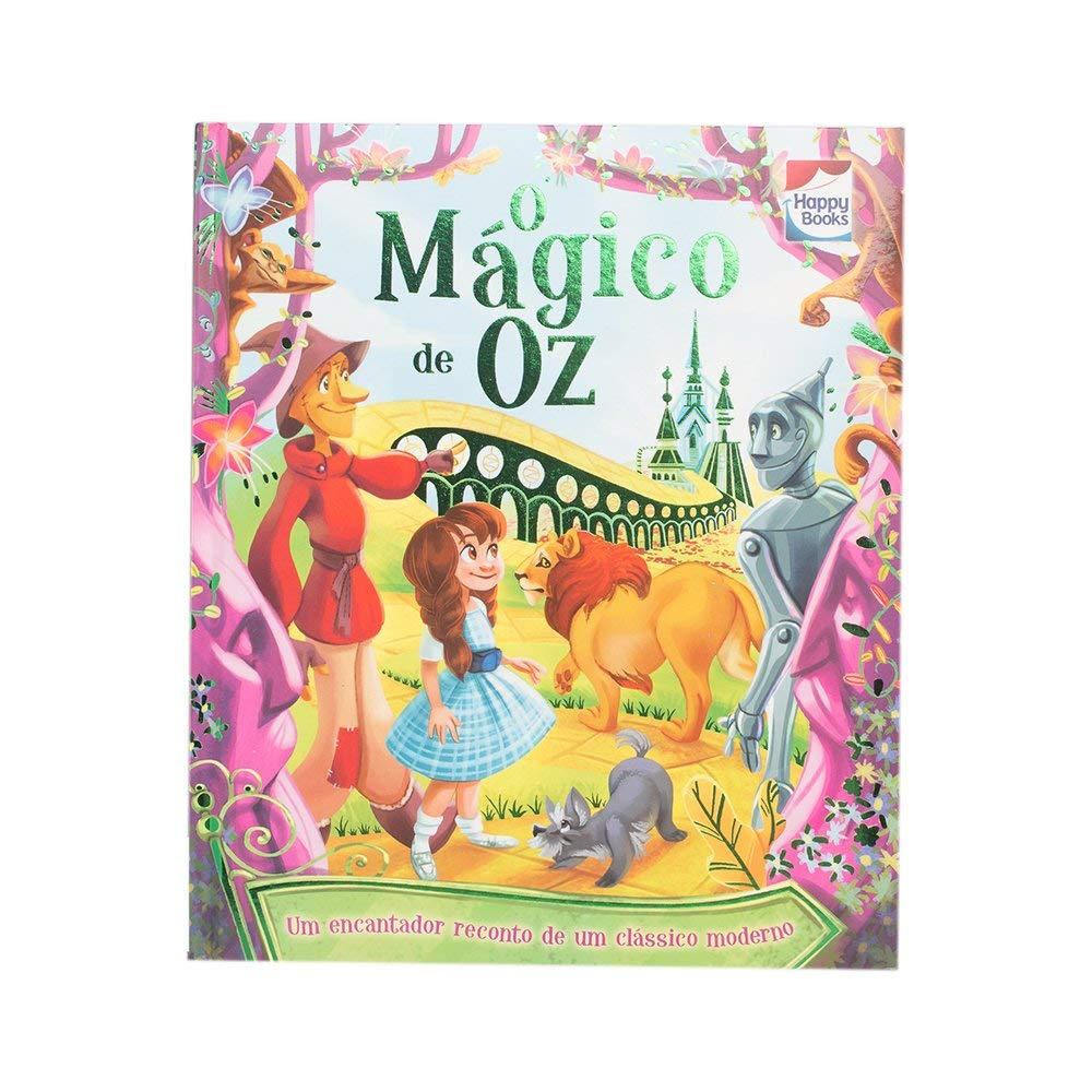 Aventuras Clássicas: O Mágico de Oz
