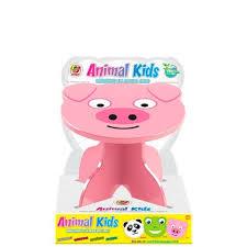 Banquinho Animal Kids - Porquinho