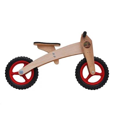 Bicicleta de Equilíbrio 2 em 1 - Vermelha