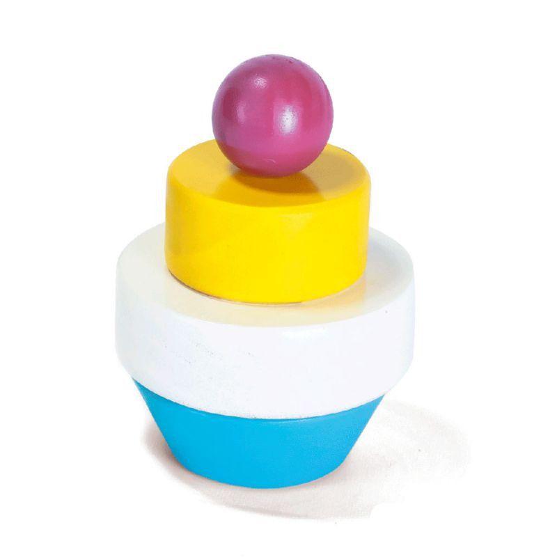 Blocos de Montar Cupcake