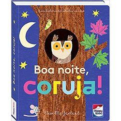 Boa Noite Coruja! Um Livrinho Com Abas