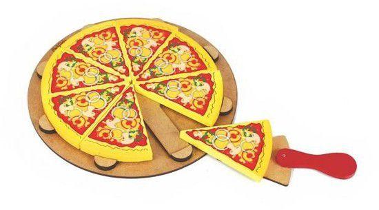 Brincando de Comidinha Pizza