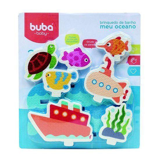 Brinquedo de Banho Meu Oceano