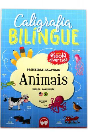 Caligrafia Bilíngue Animais