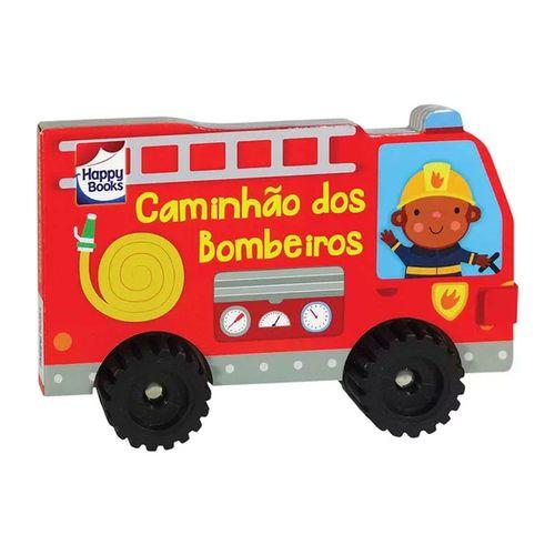 Veículos Geniais: Caminhão Dos Bombeiros