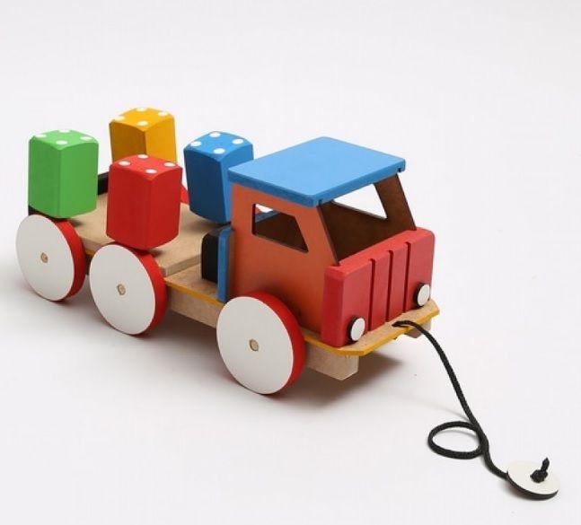 Caminhão Gira-Toco