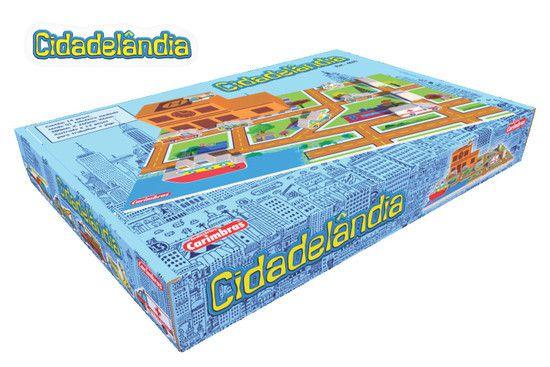 Cidadelândia, o Jogo da Cidade de Madeira