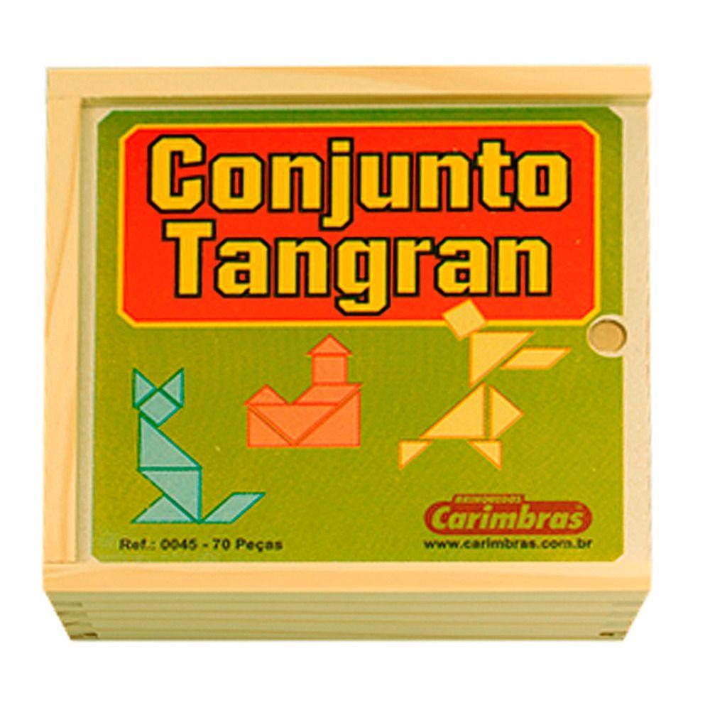 Conjunto Tangram