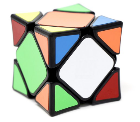 Cuber Pro Skewb - Cubo Mágico