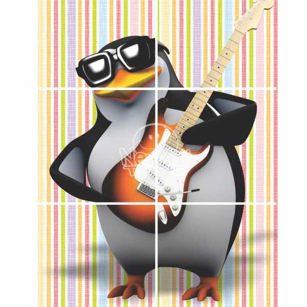 Cubos Pinguim