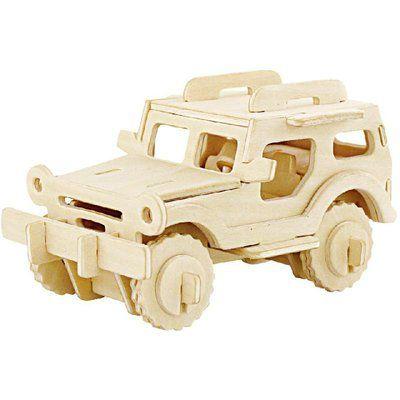 Desafio 3D Jeep
