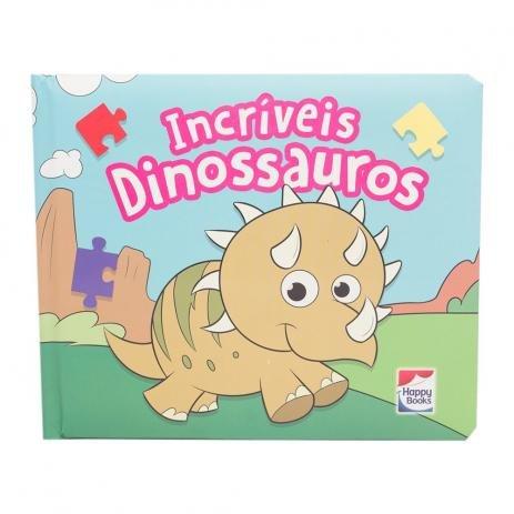Doces Animaizinhos em Quebra-Cabeças Dinossauros