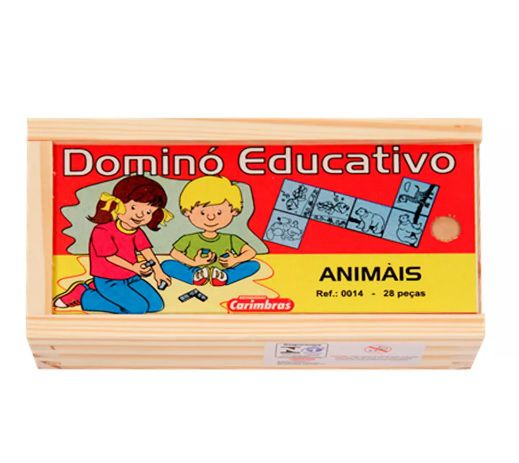 Dominó Educativo Animais