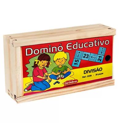Dominó Educativo Divisão