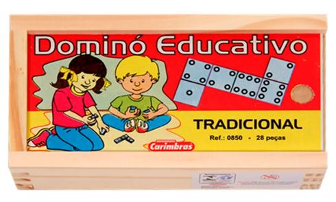 Dominó Educativo Tradicional