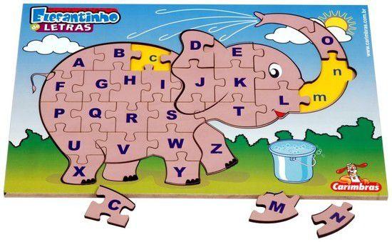 Elefantinho de Letras