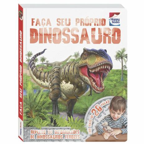 Faça e Brinque Dinossauro